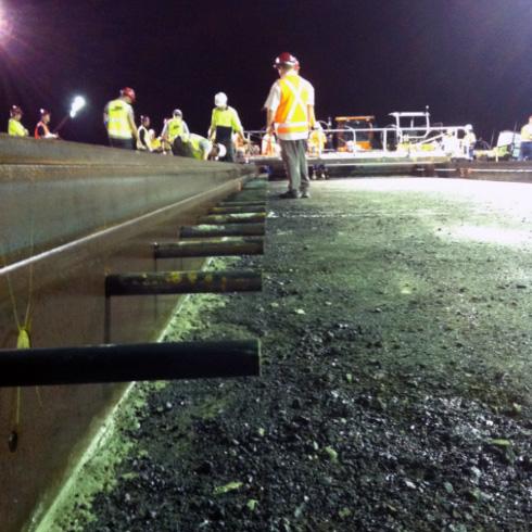 Brisbane Airport - Domestic Apron Construction - Airport Consultancy Group