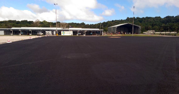 Christmas Cocos Island Airport - Pavement Works - Airport Consultancy Group