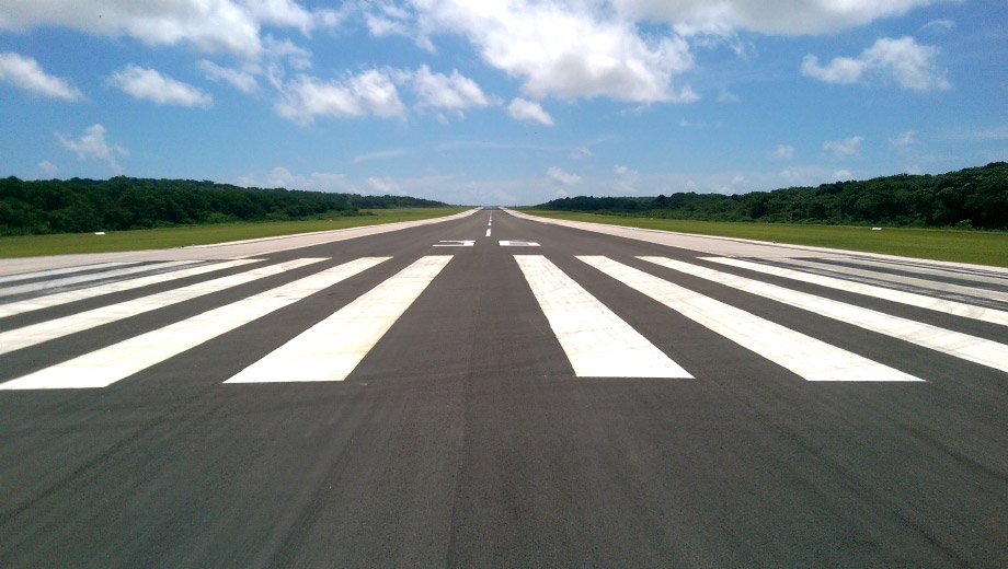 Christmas Cocos Island Airport - Airport Condition Assessments - Airport Consultancy Group