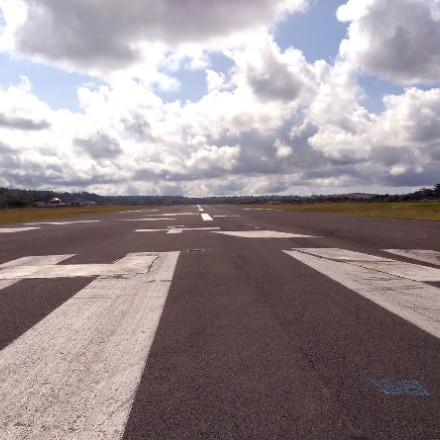 Port Villa Airport - Vanuatu - Emergency Runway Inspection and Rehabilitation Works - Airport Consultancy Group