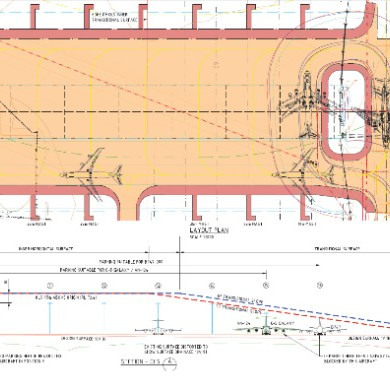 RAAF Amberley - C-17 Project - Airport Planning - Pavements and Aircraft Lighting Consultant - Airport Consultancy Group