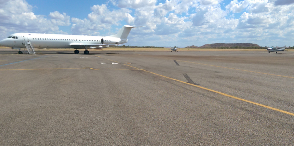 Cloncurry Airport -Apron and Taxiway Rehabilitation - Airport Consultancy Group