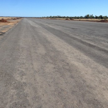 Hughenden Airport - Airport Pavement Rehabilitation - Airport Consultancy Group