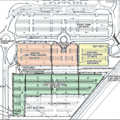 Mackay Airport - Long Term Car Park Expansion - Airport Consultancy Group