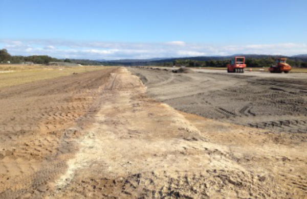 Merimbula Airport -Aircraft Pavement Strengthening - Airport Consultancy Group