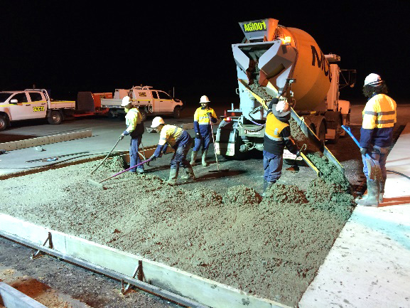 Moranbah Airport - Airport Pavement Works - Airport Consultancy Group