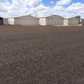 Mount Isa Airport - Apron Pavement Reseal - Airport Consultancy Group
