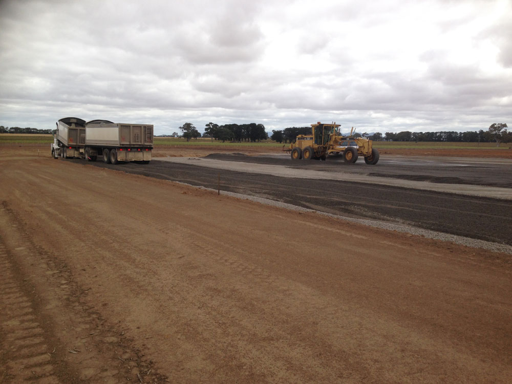 Hamilton Airport - Runway Extension Project - Airport Consultancy Group